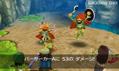 Images Dragon Quest VII Nintendo 3DS - 75
