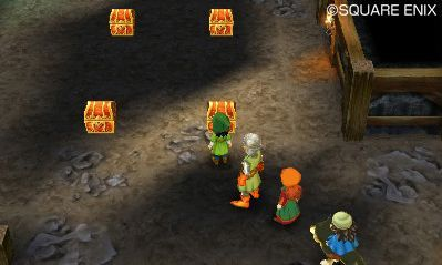 Images Dragon Quest VII Nintendo 3DS - 87