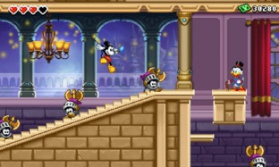 Aperçu Epic Mickey : Power of Illusion - E3 2012 Nintendo 3DS - Screenshot 14