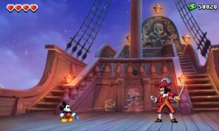 Aperçu Epic Mickey : Power of Illusion - E3 2012 Nintendo 3DS - Screenshot 15