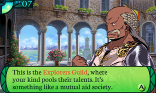 Pictures of Etrian Odyssey IV