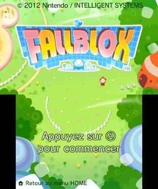 Images Fallblox Nintendo 3DS - 2