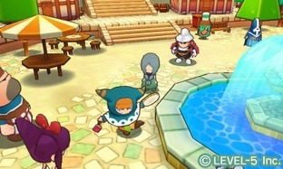 Aperçu Fantasy Life - TGS 2012 Nintendo 3DS - Screenshot 8