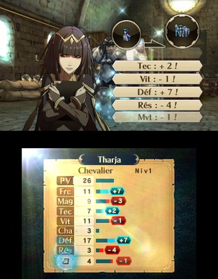 Test Fire Emblem : Awakening Nintendo 3DS - Screenshot 86