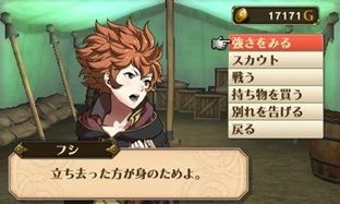Fire Emblem : Awakening 3DS - Screenshot 10