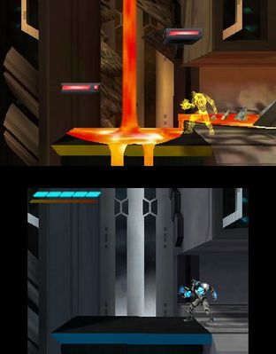 Test Fractured Soul Nintendo 3DS - Screenshot 14