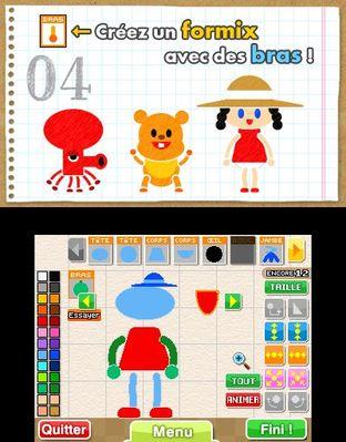 Freakyforms Deluxe Nintendo 3DS