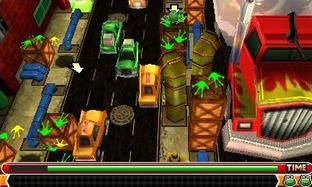 Images Frogger 3D Nintendo 3DS -