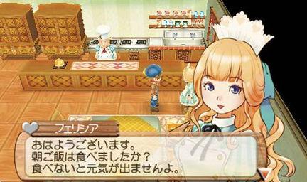 Harvest Moon 3D : A New Beginning