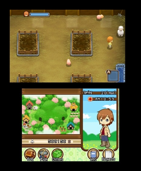 Harvest Moon Tale Cake Ideas and Designs