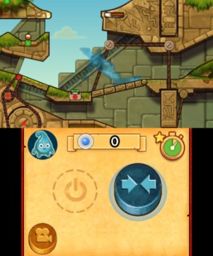 Images Hydroventure : Spin Cycle Nintendo 3DS - 1