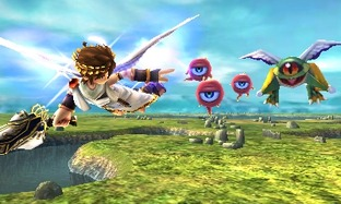 Aperçu Kid Icarus Uprising Nintendo 3DS - Screenshot 109