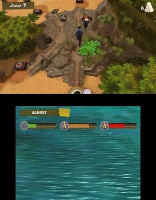 Test Koh-Lanta 3D : L'Aventure de l'Extrême Nintendo 3DS - Screenshot 1