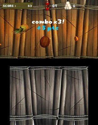 Test Koh-Lanta 3D : L'Aventure de l'Extrême Nintendo 3DS - Screenshot 2