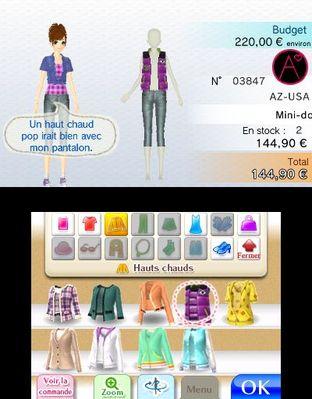 Test La Nouvelle Maison du Style Nintendo 3DS - Screenshot 8