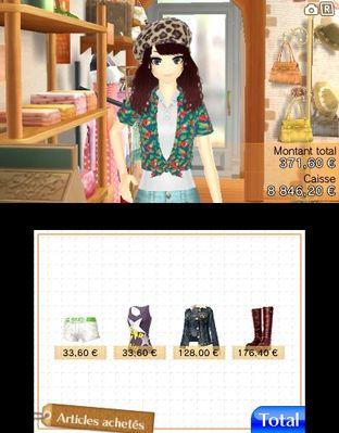 Test La Nouvelle Maison du Style Nintendo 3DS - Screenshot 9