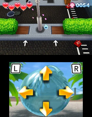 Test Le Monde de Némo : Course vers l'Océan Nintendo 3DS - Screenshot 3