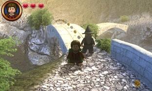 Images LEGO Le Seigneur des Anneaux Nintendo 3DS - 1