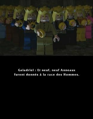 LEGO Le Seigneur des Anneaux Nintendo 3DS