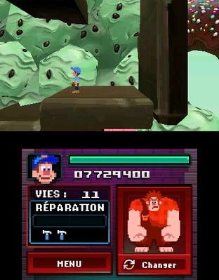 Images Les Mondes de Ralph Nintendo 3DS - 2