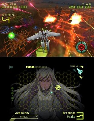 Test Liberation Maiden Nintendo 3DS - Screenshot 20