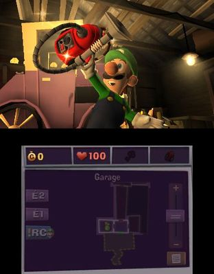 Test Luigi's Mansion 2 Nintendo 3DS - Screenshot 84