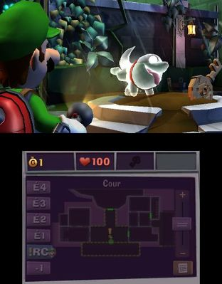 Test Luigi's Mansion 2 Nintendo 3DS - Screenshot 86