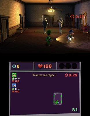 Test Luigi's Mansion 2 Nintendo 3DS - Screenshot 87