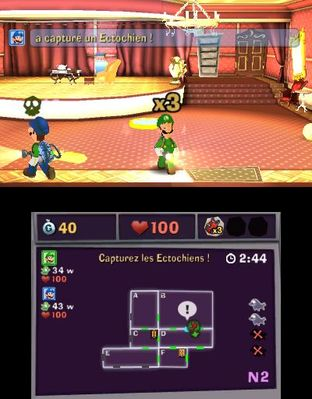 Test Luigi's Mansion 2 Nintendo 3DS - Screenshot 90