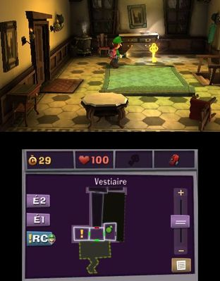Test Luigi's Mansion 2 Nintendo 3DS - Screenshot 91