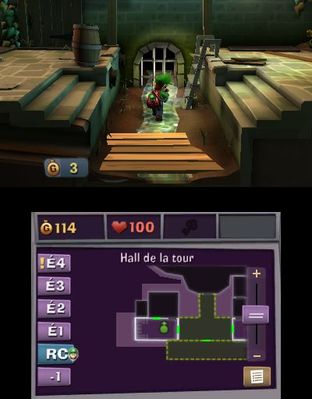 Test Luigi's Mansion 2 Nintendo 3DS - Screenshot 93