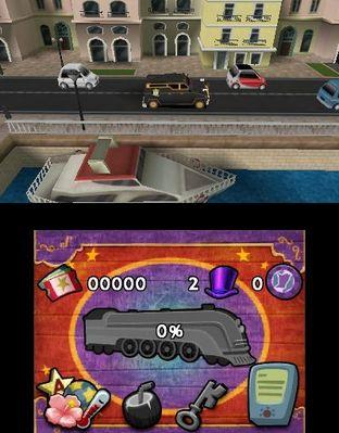 Test Madagascar 3 : Bons Baisers d'Europe Nintendo 3DS - Screenshot 8