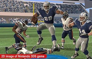 Images de Madden NFL 11 sur 3DS