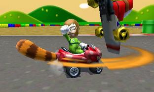 Test Mario Kart 7 Nintendo 3DS - Screenshot 40