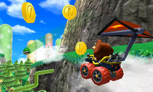 Test Mario Kart 7 Nintendo 3DS - Screenshot 42