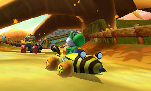 Test Mario Kart 7 Nintendo 3DS - Screenshot 43