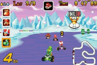 Test Mario Kart : Super Circuit Nintendo 3DS - Screenshot 63