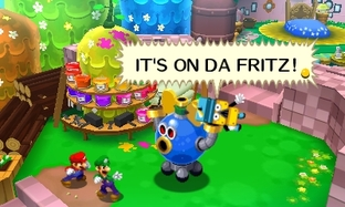 E3 2013 : Images de Mario & Luigi : Dream Team