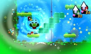 Test Mario & Luigi : Dream Team Bros. Nintendo 3DS - Screenshot 3