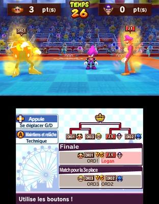 Test Mario & Sonic aux Jeux Olympiques de Londres 2012 Nintendo 3DS - Screenshot 218