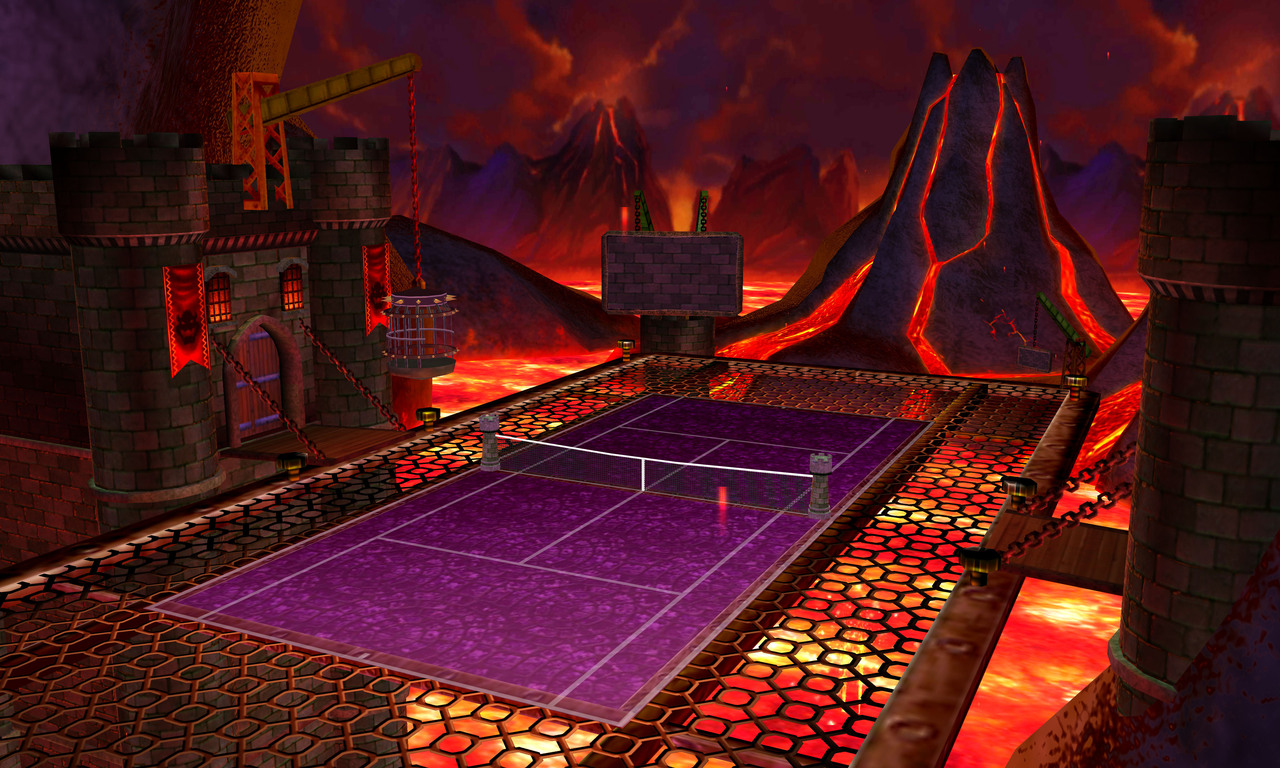 Images Mario Tennis Open Nintendo 3DS - 68