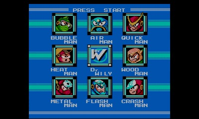 Images Mega Man 2 Nintendo 3DS - 8