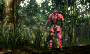 Aperçu Metal Gear Solid Snake Eater - E3 2011 Nintendo 3DS - Screenshot 29