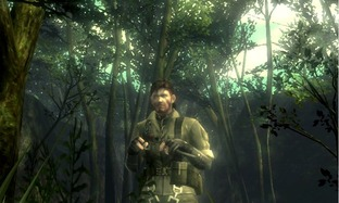 Aperçu Metal Gear Solid Snake Eater - E3 2011 Nintendo 3DS - Screenshot 32
