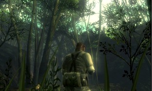 Aperçu Metal Gear Solid Snake Eater - E3 2011 Nintendo 3DS - Screenshot 33