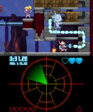 Mighty Switch Force 2 aussi sur Wii U ?