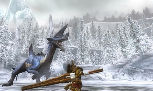 Aperçu Monster Hunter 3 Ultimate Nintendo 3DS - Screenshot 183