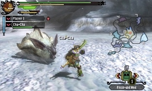 Aperçu Monster Hunter 3 Ultimate Nintendo 3DS - Screenshot 196