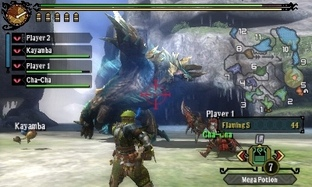 Aperçu Monster Hunter 3 Ultimate Nintendo 3DS - Screenshot 198