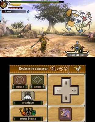 Test Monster Hunter 3 Ultimate Nintendo 3DS - Screenshot 206